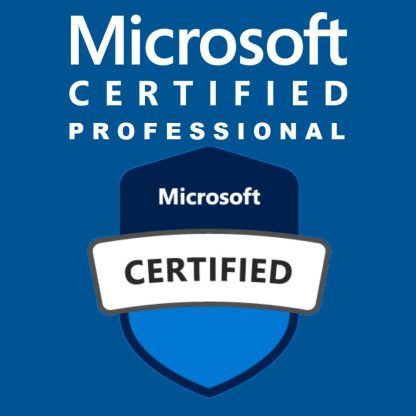 Microsoft Certified Professional (MCP) Voucher